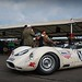 Roberto Giordanelli - 1958 Lister Jaguar Knobbly - 2015 Goodwood 73rd Members' Meeting by Motorsport in Pictures