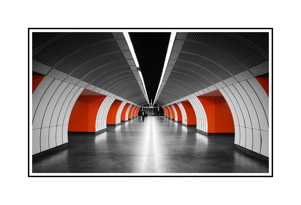 Westbahnhof Explored Westbahnhof U Bahn Vienna Flickr