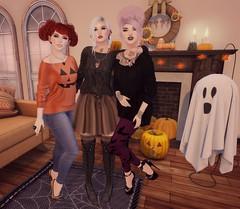 ghoul friends..
