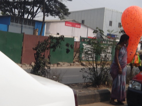 印度 路口的情况 路口的商务 - naniyuutorimannen - 您说什么!