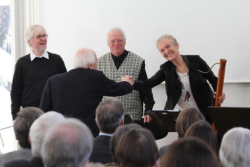Festakt zu Ehren Professor Gottsteins