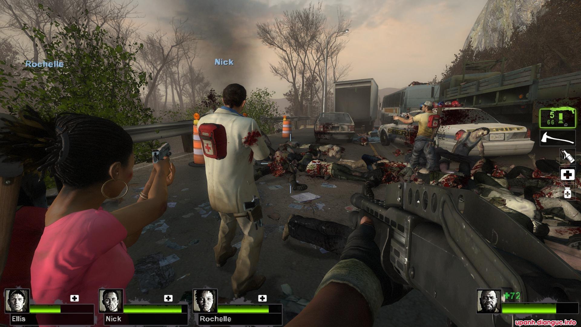 Download Game Left 4 Dead 2 Full Rip Fshare