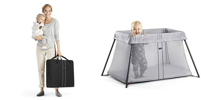 Cuna de Viaje prenatal