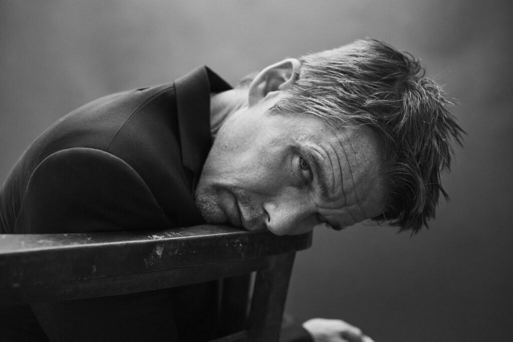 Итан Хоук — Фотосессия для «Port» 2016 – 11