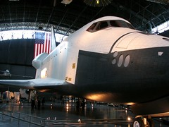 Udvar-Hazy National Air & Space Museum