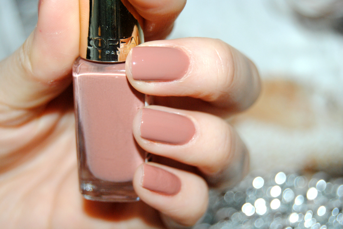 Loreal Nailpolish 8B