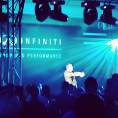 Infinity Q50 launch
