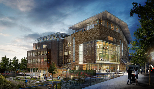 New Central Library Renderings