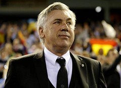 Real Madrid C.F. manager Carlo Ancelotti could be open to returning to the Premier League Full article: http://bit.ly/1k7nKfi #RealMadrid #MUFC