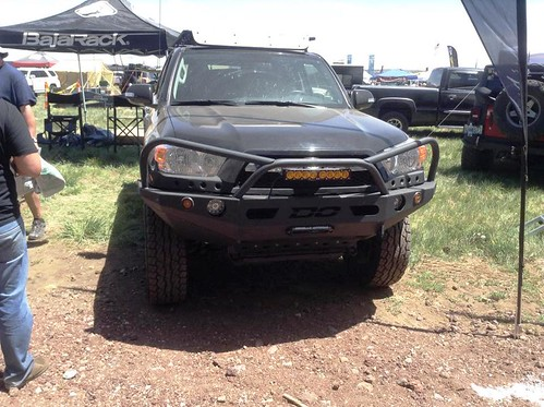 Toyota at Overland Expo 2014