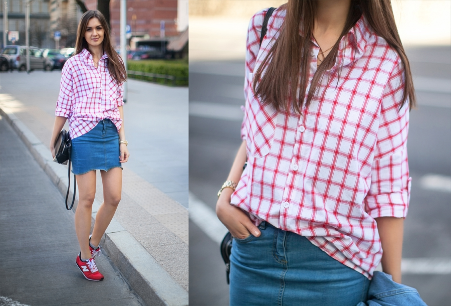 fashion_blog_casual_outfit_checked_shirt_denim_skirt_street_style_streetstyle_blogger_girl_wearing2