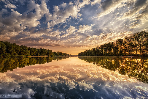 morning cloud sun lake clouds sunrise landscape dawn mirror warm cloudy burn filter lee sw150