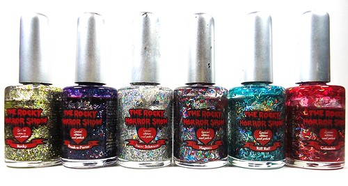 Spectacular Rocky Horror Nail Polish - Pretty Random