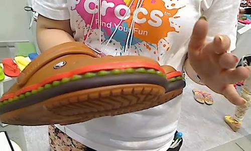 クロックス ハンバーガー クロッグ