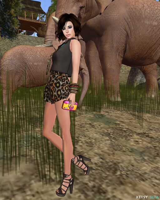 On Fashion Safari - COLLABOR88 & Hair Fair (New Post @ On Your Toes)