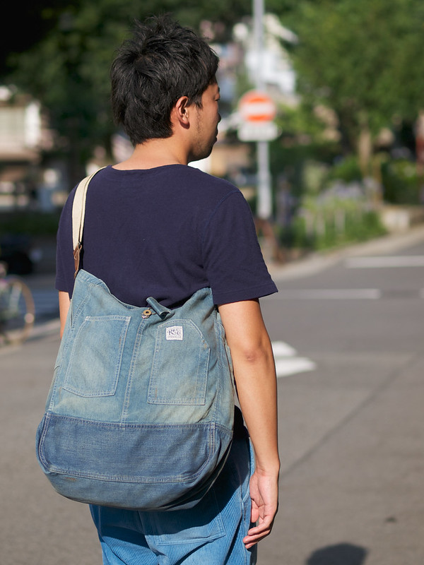 RRL / Antony Shoulder Bag