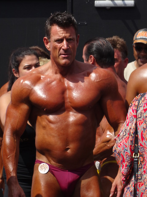 Venice Beach - Mr. & Ms. Muscle Beach Competition 1