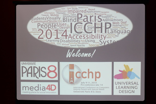 ICCHP 2014