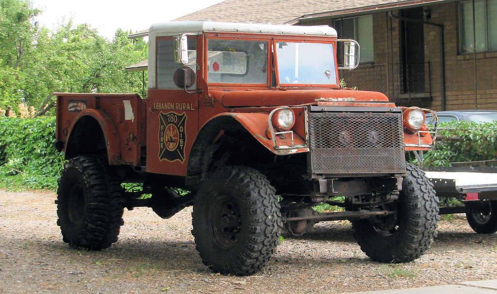Amazing Vintage 4x4 Trucks Gallery - Classic Cars Ideas - boiq.info