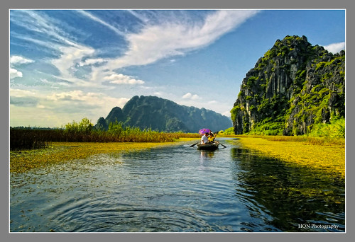 travel asia vietnam ninhbinh vanlong vietnamlandscape