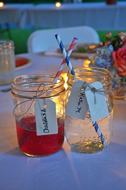 DIY Wedding Jars