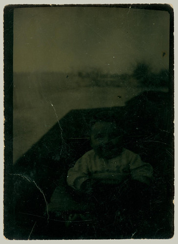 Tintype process