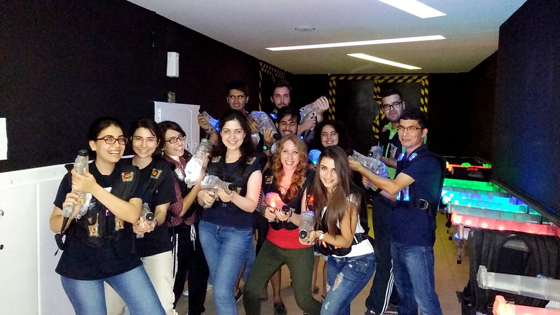 Biyoinformatik-lazer game!!!