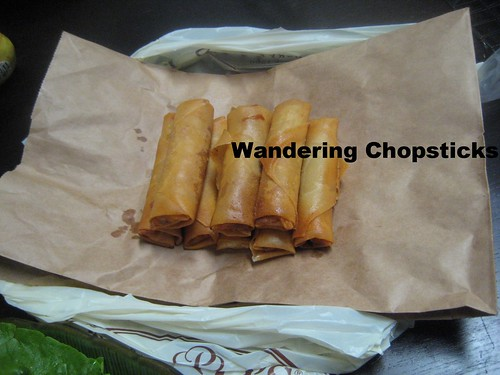 Cha Gio Cua Be (Vietnamese Crab Egg Rolls) 13