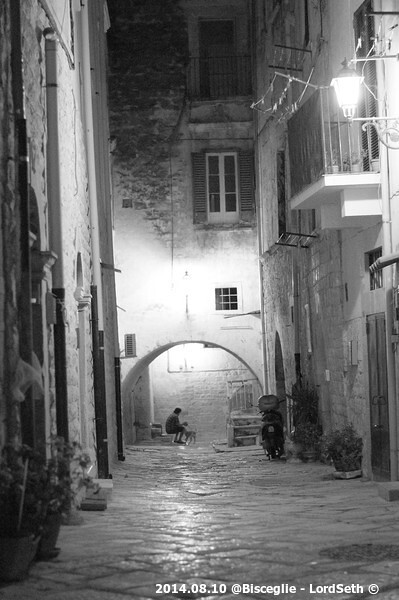Old Street in Bisceglie