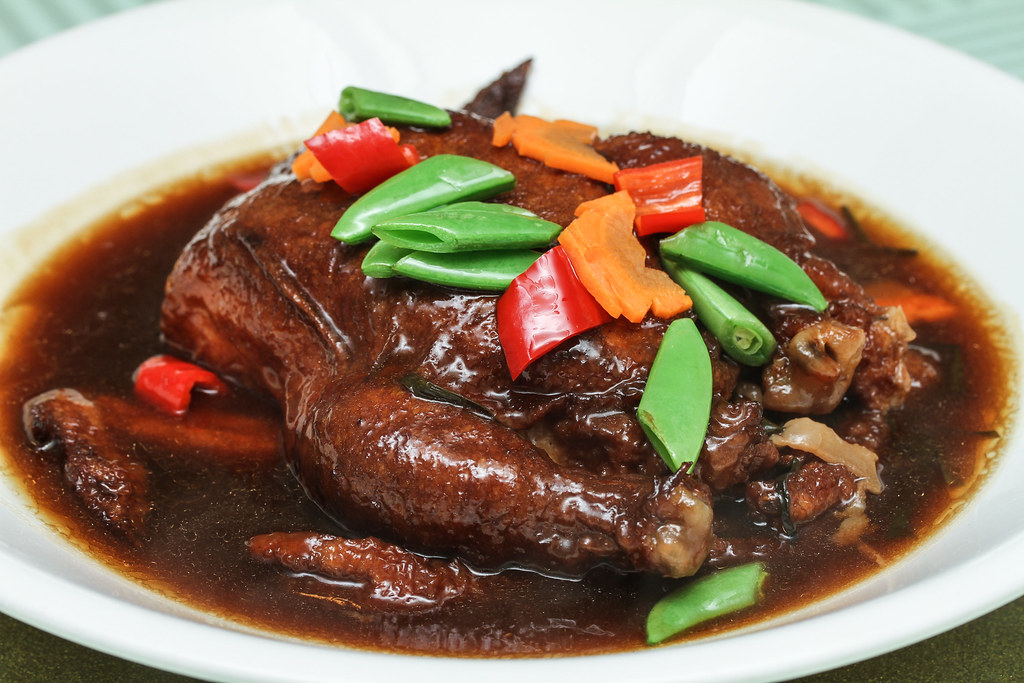Joyden Seafood: Signature Imperial Oyster Sauce Chicken