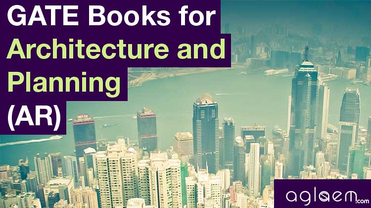 GATE Books for Architecture and Planning (AR)