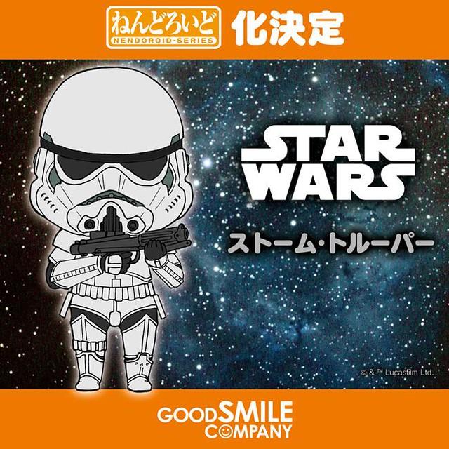 Nendoroid Storm Trooper