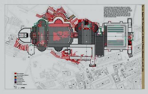 """ROMA ARCHEOLOGIA e ARCHITETTURA: """"SISTEMA INFORMATIVO ARCHEOLOGICO DI ROMA ANTICA E DEL SUO TERRITORIO,"""" di Andrea Carandini, Sapienza Universita di Roma (2014)."""