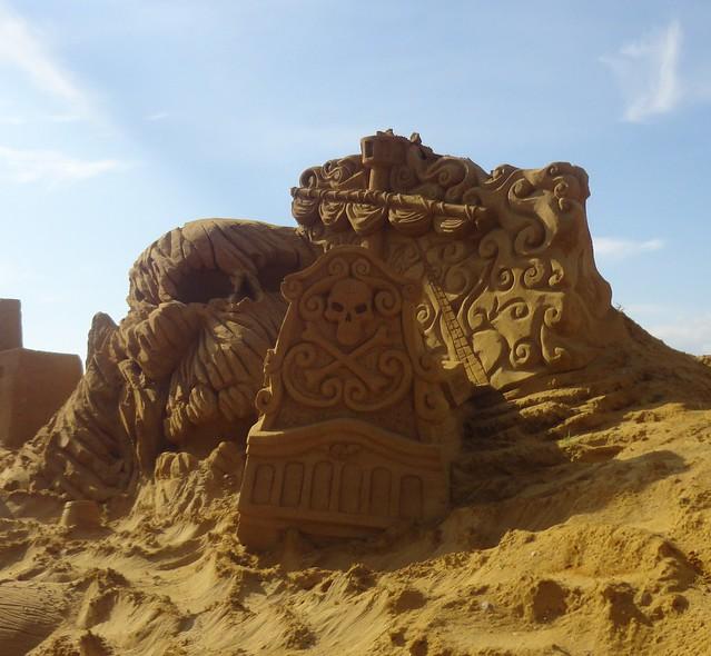 Sculpures sur sable Disney - News Touquet p.1 ! 14770270290_6935dda0c3_z