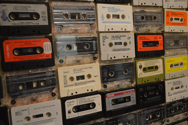 Cassettes from Flickr via Wylio