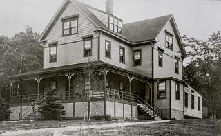 Spruce Point Inn 1910