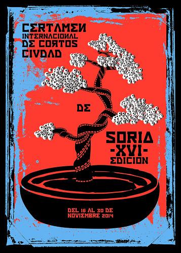 Concurso Internacional de Carteles Ciudad de Soria Short Film Festival
