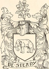 "Image from page 331 of ""Armorial families : a directory of gentlemen of coat-armour"" (1905)"