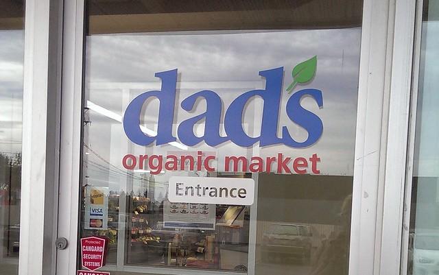Dad's Organic Market - Saskatoon