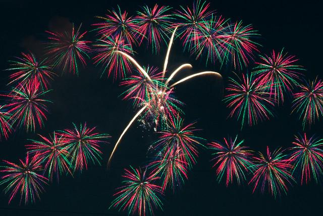 Toda & Itabashi Fireworks