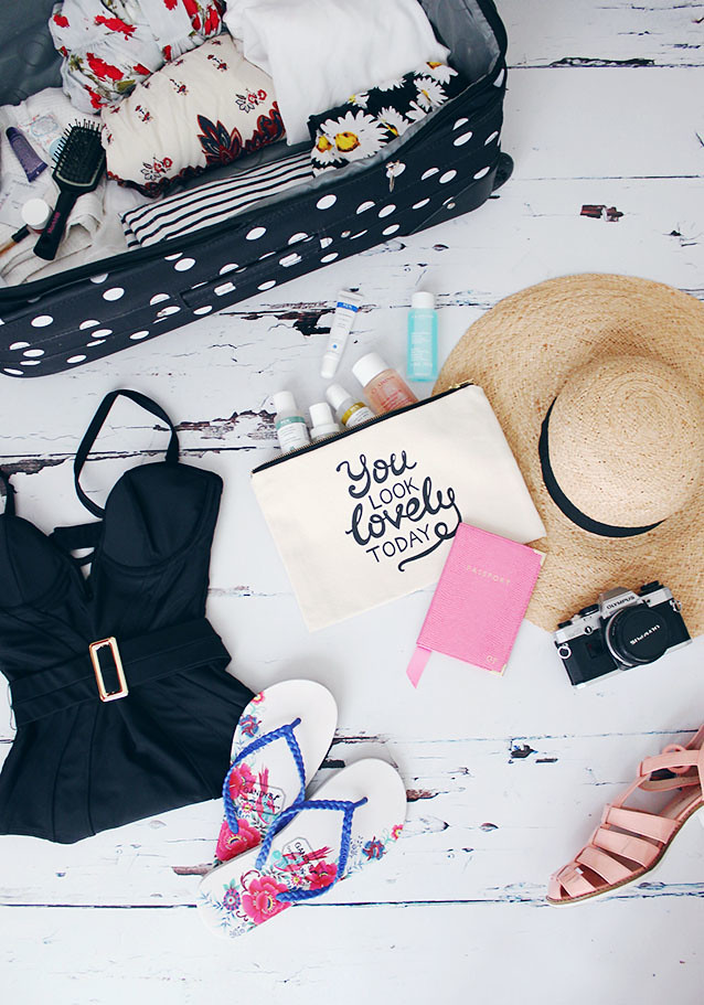 Packing Post Holiday Guide