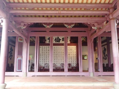 Taiwan-Tainan-Temple Confucius (26)