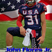 CBR Client selected to USA Football Team