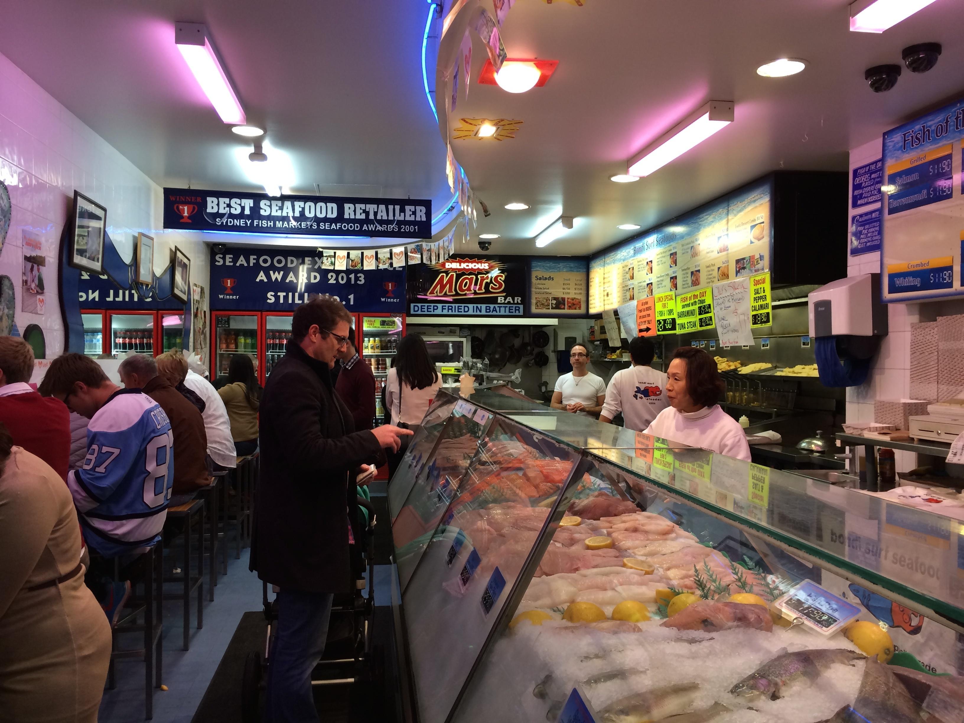 """""""Best Seafood Retailer"""""""