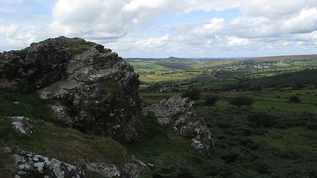 Sharp Tor (Peter Tavy)