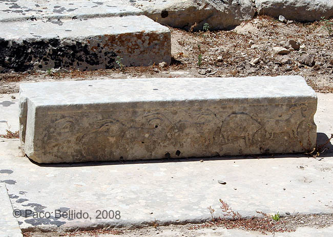 Relieves en Tarxien. © Paco Bellido, 2008