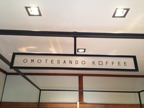 Omotosando Koffee