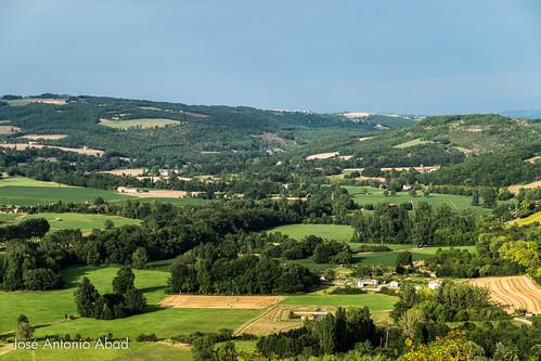 naturaleza nature paisaje francia lanscape cordessurciel pública midipyrénées mediodíapirineos joséantonioabad