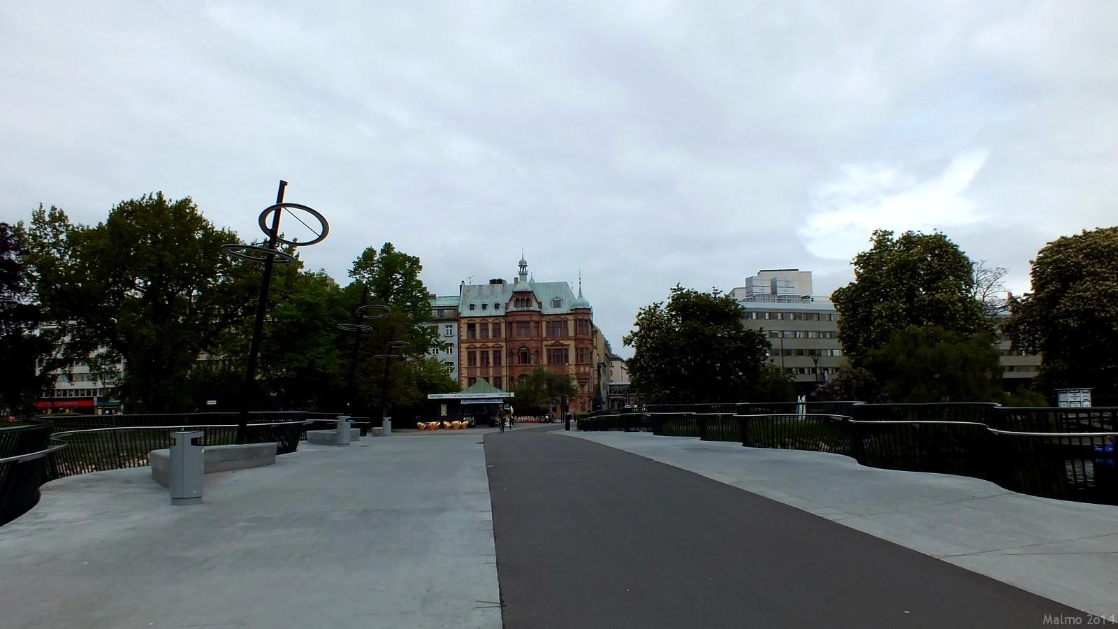 Kaptensbron, Malmö, Sverige