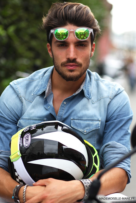 Mariano Di Vaio at Milan Fashion week Menswear day 3